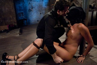 Photo number 3 from I am a Sex Slave shot for Sex And Submission on Kink.com. Featuring James Deen and Cassandra Nix in hardcore BDSM & Fetish porn.