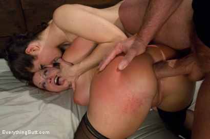 Photo number 11 from Glorious German Butthole shot for Everything Butt on Kink.com. Featuring Bobbi Starr, Mark Davis and Katja Kassin in hardcore BDSM & Fetish porn.