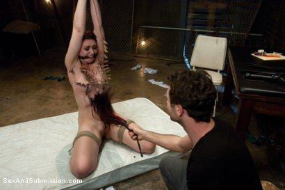 Photo number 7 from Ridiculed shot for Sex And Submission on Kink.com. Featuring James Deen and Sarah Shevon in hardcore BDSM & Fetish porn.