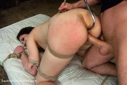 Photo number 12 from Ridiculed shot for Sex And Submission on Kink.com. Featuring James Deen and Sarah Shevon in hardcore BDSM & Fetish porn.