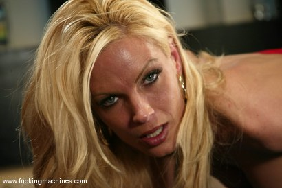 Photo number 4 from Diamond shot for Fucking Machines on Kink.com. Featuring Diamond in hardcore BDSM & Fetish porn.