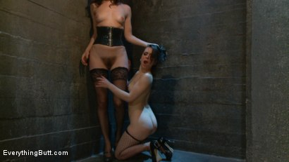 Photo number 9 from Juliette's Anal Punishment shot for Everything Butt on Kink.com. Featuring Mick Blue, Bobbi Starr and Juliette March in hardcore BDSM & Fetish porn.