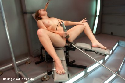 Photo number 5 from Rookie Sex: Amateur Fuckingmachines shot for Fucking Machines on Kink.com. Featuring Ruby Song in hardcore BDSM & Fetish porn.