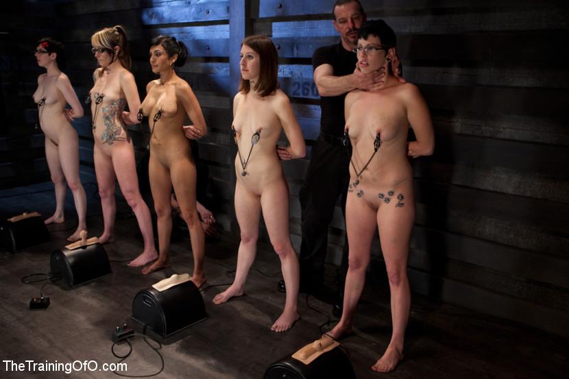 slave woman group sex bondage parties