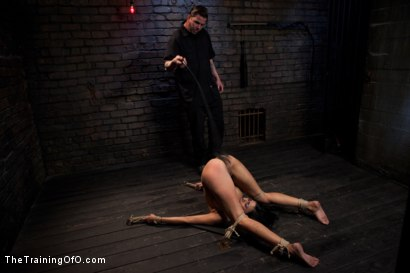 Photo number 16 from Slave Training Beretta James<br>Day 4 shot for The Training Of O on Kink.com. Featuring Beretta James in hardcore BDSM & Fetish porn.