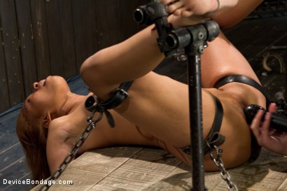 Photo number 9 from Bootilicious Bondage shot for Device Bondage on Kink.com. Featuring Yasmine de Leon in hardcore BDSM & Fetish porn.