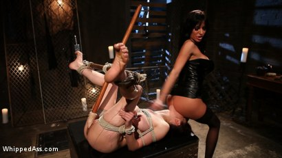 Photo number 7 from Deja Vu shot for Whipped Ass on Kink.com. Featuring Gia DiMarco and Iona Grace in hardcore BDSM & Fetish porn.