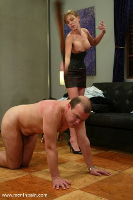 Photo number 4 from Audrey Leigh and Bigdick painslut shot for Men In Pain on Kink.com. Featuring Audrey Leigh and Bigdick painslut in hardcore BDSM & Fetish porn.