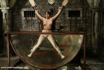 Photo number 1 from Maya shot for Water Bondage on Kink.com. Featuring Maya in hardcore BDSM & Fetish porn.