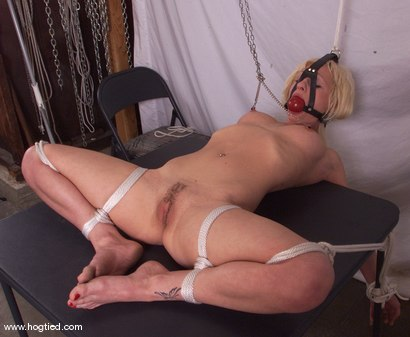 Photo number 6 from Crissy Sparks shot for Hogtied on Kink.com. Featuring Crissy Sparks in hardcore BDSM & Fetish porn.