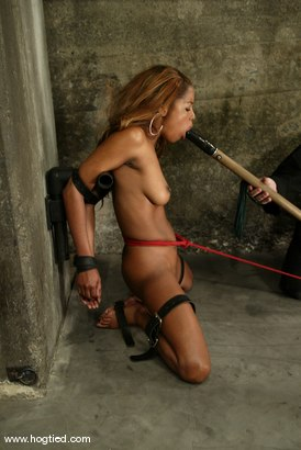Photo number 7 from Lolana shot for Hogtied on Kink.com. Featuring Lolana in hardcore BDSM & Fetish porn.