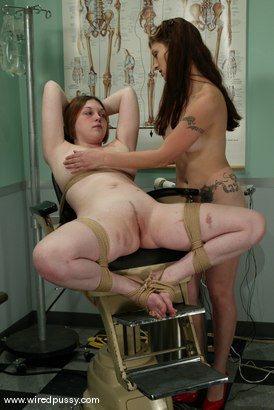 Photo number 9 from Ginger and Carly shot for Wired Pussy on Kink.com. Featuring Ginger and Carly in hardcore BDSM & Fetish porn.