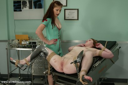 Photo number 2 from Ginger and Carly shot for Wired Pussy on Kink.com. Featuring Ginger and Carly in hardcore BDSM & Fetish porn.