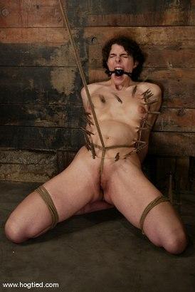 Photo number 12 from Kassy shot for Hogtied on Kink.com. Featuring Kassy in hardcore BDSM & Fetish porn.