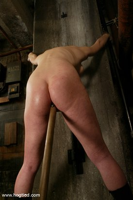 Photo number 9 from Kassy shot for Hogtied on Kink.com. Featuring Kassy in hardcore BDSM & Fetish porn.