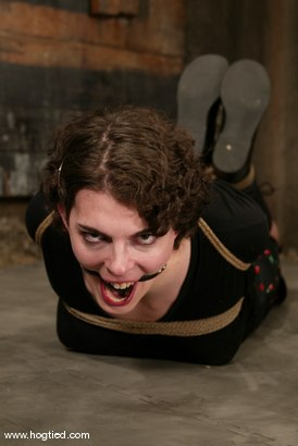 Photo number 5 from Kassy shot for Hogtied on Kink.com. Featuring Kassy in hardcore BDSM & Fetish porn.