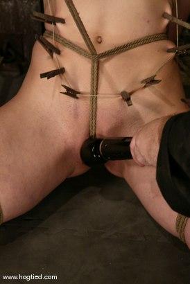 Photo number 14 from Kassy shot for Hogtied on Kink.com. Featuring Kassy in hardcore BDSM & Fetish porn.