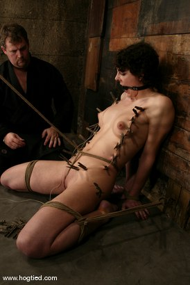 Photo number 13 from Kassy shot for Hogtied on Kink.com. Featuring Kassy in hardcore BDSM & Fetish porn.