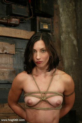Photo number 1 from Wenona shot for Hogtied on Kink.com. Featuring Wenona in hardcore BDSM & Fetish porn.