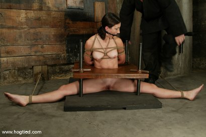 Photo number 5 from Wenona shot for Hogtied on Kink.com. Featuring Wenona in hardcore BDSM & Fetish porn.