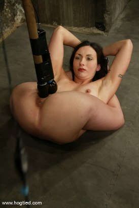 Photo number 12 from Wenona shot for Hogtied on Kink.com. Featuring Wenona in hardcore BDSM & Fetish porn.