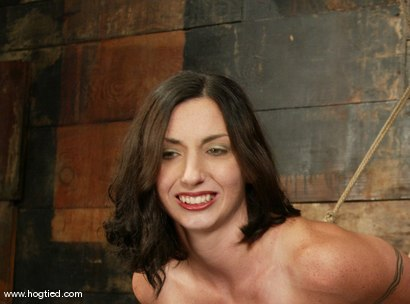 Photo number 15 from Wenona shot for Hogtied on Kink.com. Featuring Wenona in hardcore BDSM & Fetish porn.