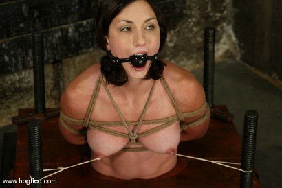 Photo number 6 from Wenona shot for Hogtied on Kink.com. Featuring Wenona in hardcore BDSM & Fetish porn.