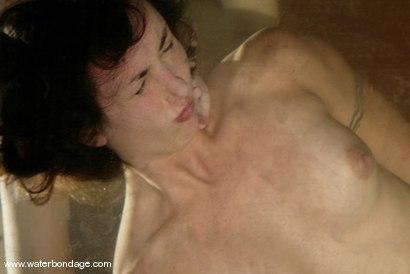 Photo number 10 from Wenona shot for Water Bondage on Kink.com. Featuring Wenona in hardcore BDSM & Fetish porn.
