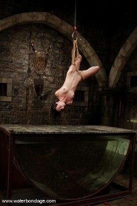 Photo number 9 from Wenona shot for Water Bondage on Kink.com. Featuring Wenona in hardcore BDSM & Fetish porn.