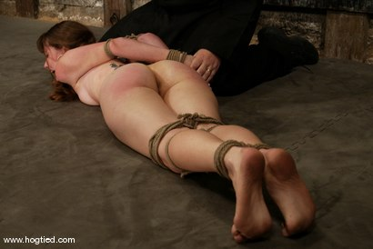 Photo number 14 from Rhonda shot for Hogtied on Kink.com. Featuring Rhonda in hardcore BDSM & Fetish porn.