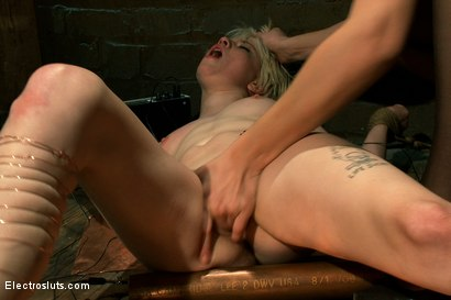 Photo number 12 from Cumming By Copper shot for Electro Sluts on Kink.com. Featuring Alani Pi and Bobbi Starr in hardcore BDSM & Fetish porn.