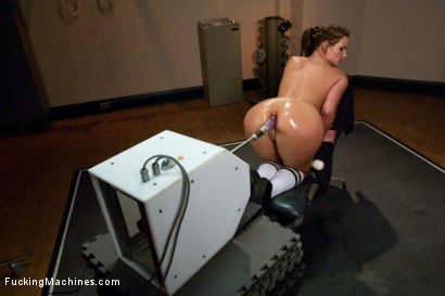 Photo number 9 from Talk Dirty to Me: Phoenix Marie Full Throttle Fucking shot for Fucking Machines on Kink.com. Featuring Phoenix Marie in hardcore BDSM & Fetish porn.