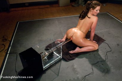 Photo number 12 from Talk Dirty to Me: Phoenix Marie Full Throttle Fucking shot for Fucking Machines on Kink.com. Featuring Phoenix Marie in hardcore BDSM & Fetish porn.