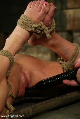 Photo number 14 from Kylie Wilde shot for Hogtied on Kink.com. Featuring Kylie Wilde in hardcore BDSM & Fetish porn.