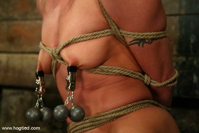 Photo number 4 from Kylie Wilde shot for Hogtied on Kink.com. Featuring Kylie Wilde in hardcore BDSM & Fetish porn.