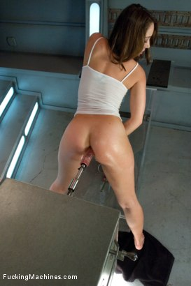 Photo number 5 from Remy All Anal: Sweet Perfect Ass Stretched and Fucked by Long Machine Cock shot for Fucking Machines on Kink.com. Featuring Remy LaCroix in hardcore BDSM & Fetish porn.