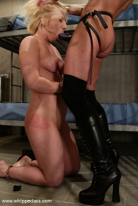 Photo number 14 from Crystal Frost and Kym Wilde shot for Whipped Ass on Kink.com. Featuring Crystal Frost and Kym Wilde in hardcore BDSM & Fetish porn.