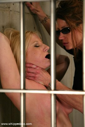 Photo number 4 from Crystal Frost and Kym Wilde shot for Whipped Ass on Kink.com. Featuring Crystal Frost and Kym Wilde in hardcore BDSM & Fetish porn.