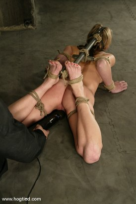Photo number 15 from Audrey Leigh shot for Hogtied on Kink.com. Featuring Audrey Leigh in hardcore BDSM & Fetish porn.