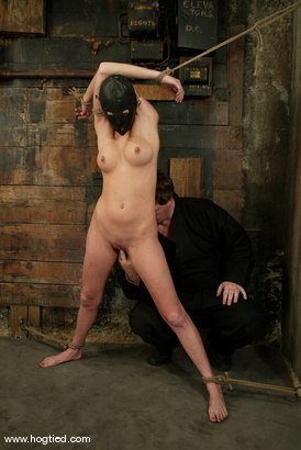 Photo number 10 from Audrey Leigh shot for Hogtied on Kink.com. Featuring Audrey Leigh in hardcore BDSM & Fetish porn.