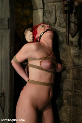 Photo number 8 from Dana DeArmond shot for Hogtied on Kink.com. Featuring Dana DeArmond in hardcore BDSM & Fetish porn.