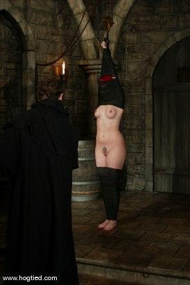 Photo number 2 from Dana DeArmond shot for Hogtied on Kink.com. Featuring Dana DeArmond in hardcore BDSM & Fetish porn.