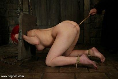 Photo number 5 from Dana DeArmond shot for Hogtied on Kink.com. Featuring Dana DeArmond in hardcore BDSM & Fetish porn.