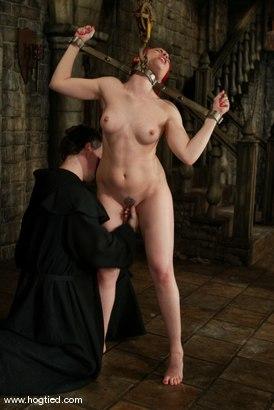 Photo number 14 from Dana DeArmond shot for Hogtied on Kink.com. Featuring Dana DeArmond in hardcore BDSM & Fetish porn.