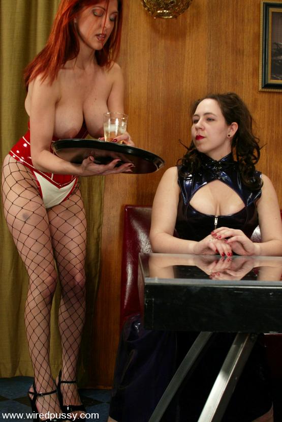 Bridgett Harrington and Sasha Monet