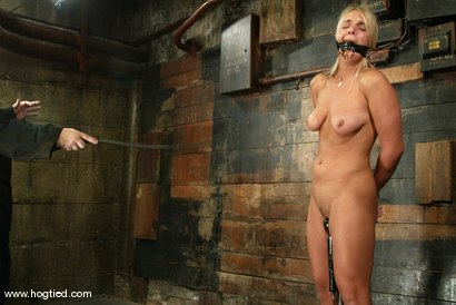 Photo number 12 from Veronika shot for Hogtied on Kink.com. Featuring Veronika in hardcore BDSM & Fetish porn.