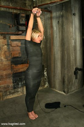 Photo number 14 from Veronika shot for Hogtied on Kink.com. Featuring Veronika in hardcore BDSM & Fetish porn.