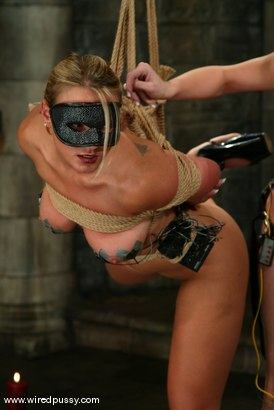 Photo number 1 from Veronika and Audrey Leigh shot for Wired Pussy on Kink.com. Featuring Veronika and Audrey Leigh in hardcore BDSM & Fetish porn.