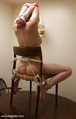 Photo number 6 from Cowgirl shot for Hogtied on Kink.com. Featuring Cowgirl in hardcore BDSM & Fetish porn.