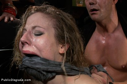 Photo number 9 from Smoking Hot Blonde Bubble Butt Babe gets Fucked by Nacho Vidal in HARDCORE Public Scene shot for Public Disgrace on Kink.com. Featuring Chastity Lynn, Nacho Vidal and Princess Donna Dolore in hardcore BDSM & Fetish porn.
